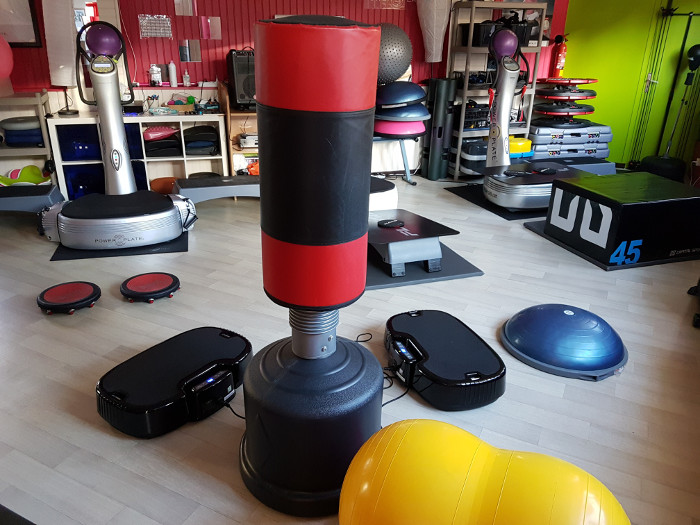 Power Plate Compacte & Boxing